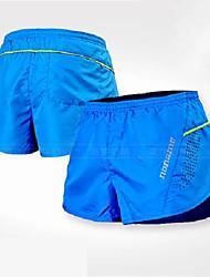 Men's Running Shorts Fitness, Running & Yoga Shorts for Running/Jogging Exercise & Fitness Loose Blue