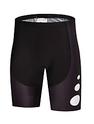 Shorts de Ciclismo Hombre Bicicleta Shorts/Malla corta Dispersor de humedad Ventilación Secado rápido Poliéster LYCRA®Ciclismo de Montaña