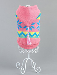 Hund Pullover Hundekleidung Lässig/Alltäglich Schneeflocke