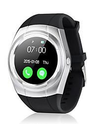 Reloj Smart Resistente al Agua Long Standby Calorías Quemadas Podómetros Itinerario de Ejercicios Deportes Pantalla táctil Audio