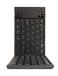 Schlank bluetooth 3.0 8 universal fold wireless mini tastatur