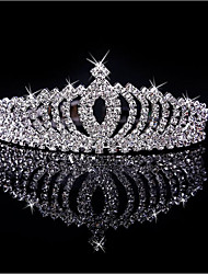 The Bride's Wedding Banquet Headdress/Crown Diamond Hair/Dress Hair Hoop