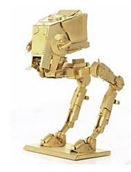 Quebra-cabeças Kit Faça Você Mesmo Quebra-Cabeças 3D Quebra-Cabeças de Metal Blocos de construção Brinquedos Faça Você Mesmo Outros