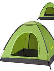 3-4 Pessoas Bolsa de Viagem Tenda Dobrada Barraca de acampamento Cetim Esticado Manter Quente-Acampar e Caminhar-