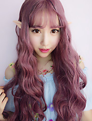 Sweet Lolita Long Purple Lolita Wig
