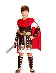 Cosplay Costumes Masquerade Roman Costumes Egyptian Costumes Cosplay Festival/Holiday Halloween Costumes Vintage OthersTops Vest Cloak