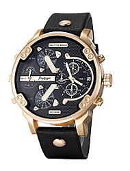 Homens Relógio Esportivo Relógio Militar Relógio Elegante Relógio de Moda Relógio de Pulso Bracele Relógio Relógio Casual Chinês Quartzo