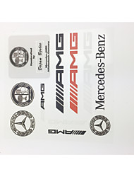 PVC Auto Sticker Decal Emblem Badge For Lamborghini