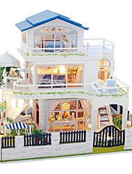 DIY KIT House Plastics Not Specified