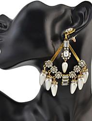Women's Drop EarringsBasic Unique Design Dangling Style Tassel Geometric Friendship Cute Style Euramerican Turkish Gothic Movie Jewelry