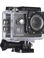 Andoer AN4000 4K 30fps 16MP WiFi Action Sports Camera 1080P 60fps Full HD