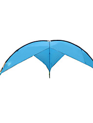 5-8 persons Shelter & Tarp Tent Fold Tent Camping Tent Canvas Waterproof Snowproof