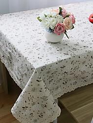 Dandelion Lace Color Cotton And Linen Table Cloths  60*60cm