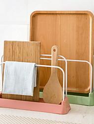Anvil Racks Kitchen Towels Wipes Racks Sponge Pots Lek Storage Shelves Random Color