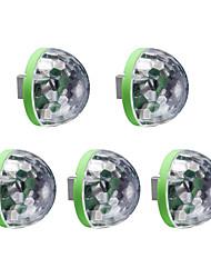 5pcs USB Lights LED Night Light Night Light-3W-USB Sensor - Sensor  5v