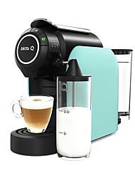 Kaffemaskin Capsule Type Sundhetspleie Oppreist design Reservasjonsfunksjon 220V