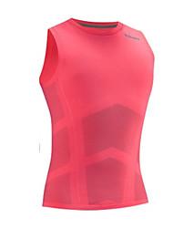 Men's Running Vest/Gilet Sweatshirt Fitness, Running & Yoga Summer Sports Wear Running/Jogging Tight