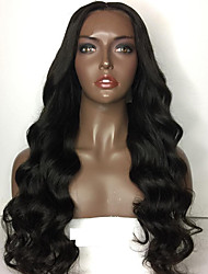 Hot Selling Guleless Full Lace Wig 150% Density Body Wave Human Hair Wigs Middle Part Brazilian Guleless Lace Front Wigs Natural HairLine Large Stocks
