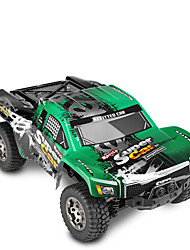 WLtoys 12403 RC Electric Short Truck 1:12 Scale 2.4G 4WD High Speed 45km/h Vehicle Car