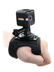 Alças de Mão Non-Slip Resistente ao Desgaste Scratch Resistant Ajustável Elástico Para Polaroid CubeAcampar e Caminhar Equitação Campismo
