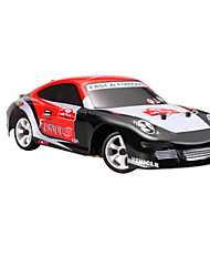 WL Toys K969 Автомобиль 1:28 Коллекторный электромотор Машинка на радиоуправлении 30 2.4G1 x Руководство 1 х зарядное устройство 1 х RC