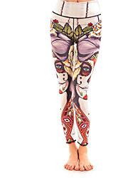 Mulheres Conjunto de Shorts e Camiseta de Corrida Fitness, Corrida e Yoga Meia-calça T-Shirt Running + Shorts Calças para Ioga Correr