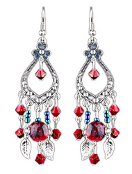 European And American Fashion Long Pierced Earrings