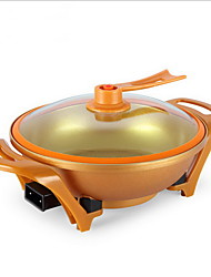 Korean Vacuum Smoke Non - stick Multi - function Electric Pot