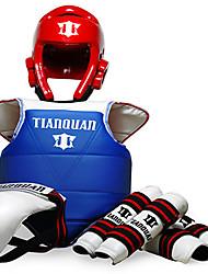 Máscara Outras Ferramentas Conjunto Fitness Luvas para Treino de Box para Taekwondo Boxe Todos Antichoque Tudo em um Fácil de Transportar