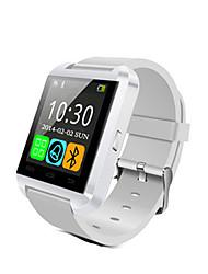 u8 smartwatch bluetooth répond et compose les paramètres de l'alarme anti-effraction du passomètre du téléphone