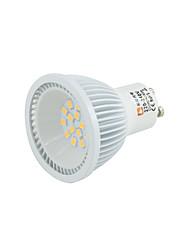 6W Spot LED MR16 15 SMD 2835 0-380 lm Blanc Chaud Blanc Froid Blanc Naturel Intensité Réglable AC 110-130 AC 100-240 V 1 pièce