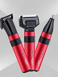 Multi-function Set Of 3 Hair Dryer Nose Hair Shaver