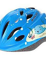 Детские шлем Демпфирование Износоустойчивый Легкий Воздухопроницаемый шлем Горные велосипеды Шоссейные велосипеды Велосипедный спорт