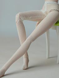Meias Finas Mais Quente perna Para Boneca Barbie Calças Meias Finas Para Menina de Boneca de Brinquedo
