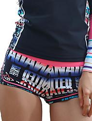 Femme Pantalon de Combinaison Anti Irritation La navigation de plaisance Résistant aux ultraviolets Elasthanne Térylène TactelTenue de