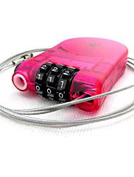 XC-042 Lptop Password unlocking 3 Digit Password Lptop Lock Dail Lock Password Lock
