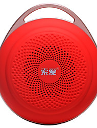 Soaiy S-33 Speaker Bluetooth 4.0 Channel 2.0 6W Energy Saving