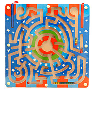 Board Game PVC Puzzle Maze Game