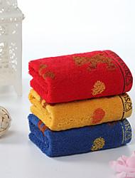 Wash Cloth,Floral High Quality 100% Cotton Towel