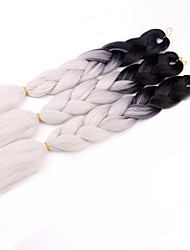 Braiding Beads Synthetic Wigs Hair