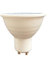 7W Spot LED 6 SMD 3030 580 lm Blanc Chaud Blanc V 1 pièce GU10