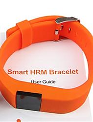 Men's Smart Watch Fashion Watch Digital Silicone Band Black Blue Orange Purple