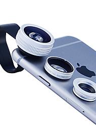 Biaze 180 fisheye 0.67x grand angle 180 yeux de poisson 10x macro lentille externe