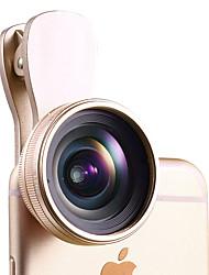 Cherllo 033r obiettivo del telefono mobile 0.6x macchina fotografica esterna macro di grandangolare 15x