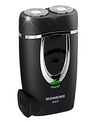 Electric Shavers Men 220V Water Resistant / Water Proof Washable Charging indicator Ergonomic design Handheld Design