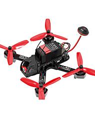 Drone Furious215 Canal 4 Com Câmera HD FPV Iluminação De LED Com Câmera Quadcóptero RC Controle Remoto Câmera Cabo USB 1 Bateria Por