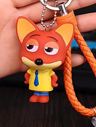 Saco / telefone / chaveiro charme cartoon brinquedo telefone cinto pvc