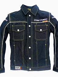 Motorcycle Jeans Riding A Cowboy Jacket Wrestling Motorcycle Clothes Slim Handsome