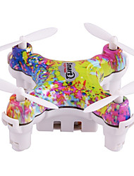 Cheerson CX-10DS Smart Q 4CH 2.4G Headless Mini Drone Quadcopter Phone Pad Control RC Helicopter