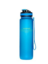 Premium Sports Water Bottle With Leak Proof Flip Top Lid - Eco Friendly & BPA Free Tritan Plastic - Must Have For The Gym Yoga Running Cycling